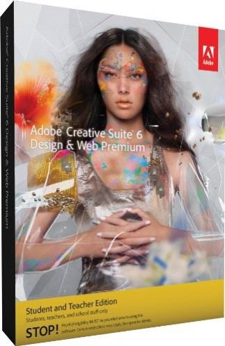 Adobe Cs Web And Design Premium Student