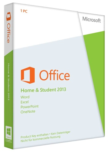 microsoft office 2013 home and student vollversion 32 64. Black Bedroom Furniture Sets. Home Design Ideas